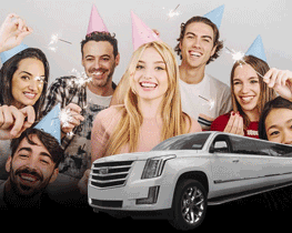 Global Limos Birthday Anniversary Limo Party Bus Service