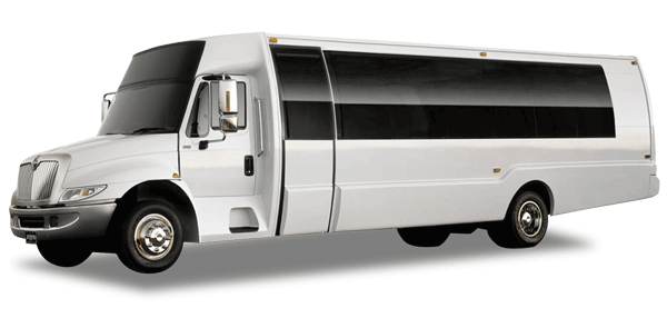 Global Limos Tiffany 40 Passenger Party Bus
