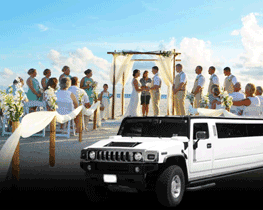 Global Limos Wedding Limo Service