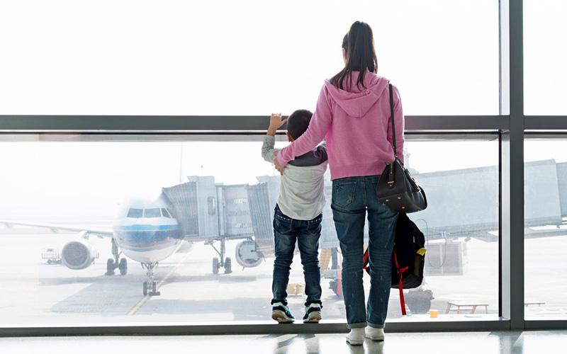Departure Dallas/Fort Worth International Airport