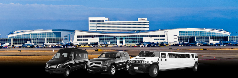 Airport Transport Service for Dallas/Fort Worth International Airport