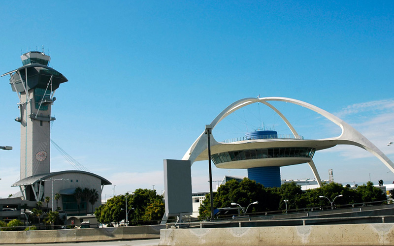Los Angeles International Airport Transportation