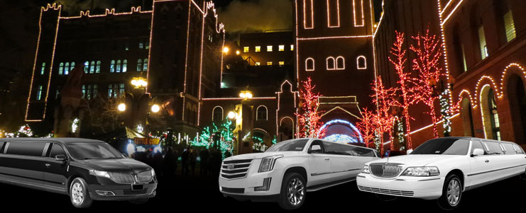 5 ways to ring in the festive spirit with Global Limos