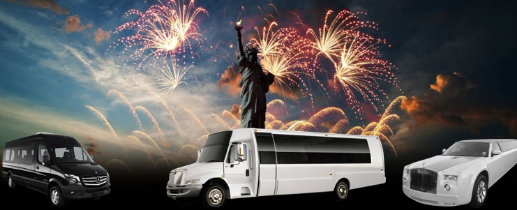 5 ways to celebrate New Year like an American with Global Limos