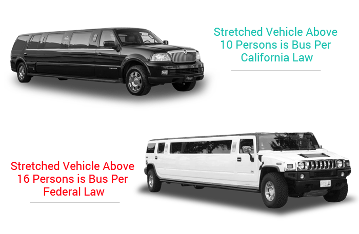 Can Stretched Limos Be Classified As A Bus?