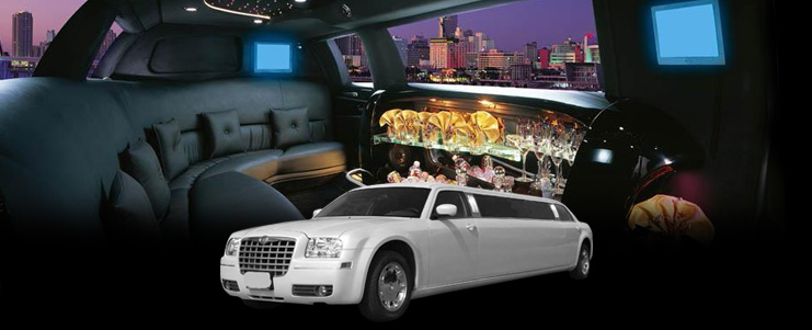 Audio Shop Sacramento for Limousines & Party Buses