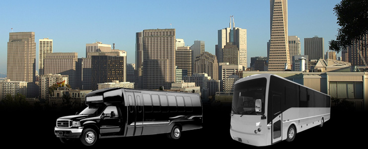 Party Bus Rentals | Global Limos