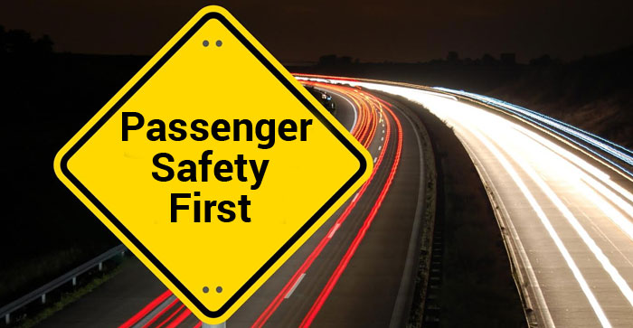 Passenger Safety First