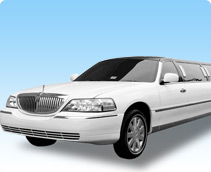 10 Passenger Limo Car Rental