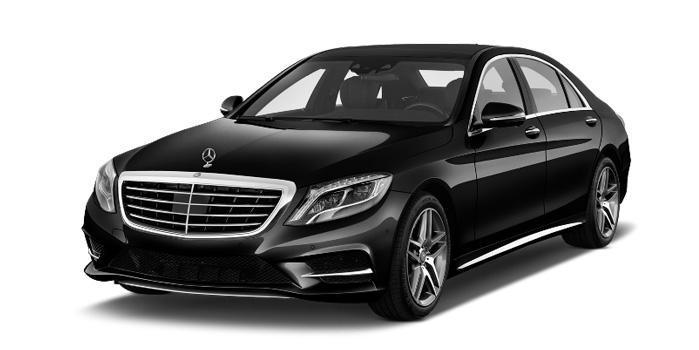 Mercedes Benz S550 Car Rental