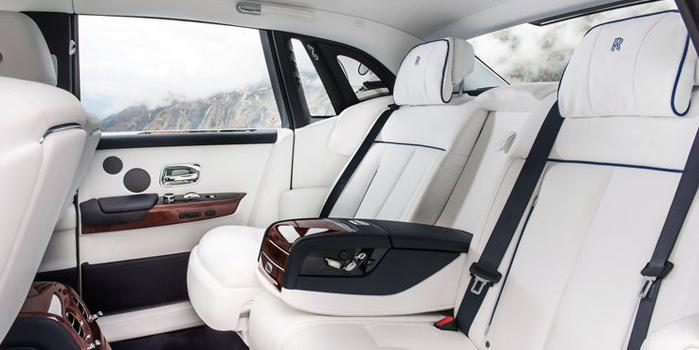 Rolls Royce Limo |Rolls Royce Phantom Limousine