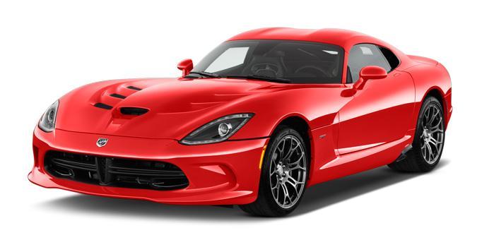 Dodge Viper SRT 10 Rental