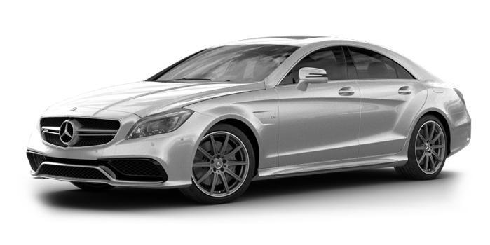 Mercedes-Benz CLS 63 Rental