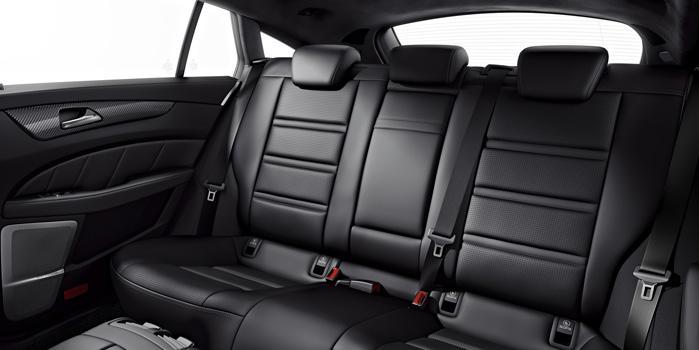 Mercedes-Benz CLS 63 Rental (Interior)