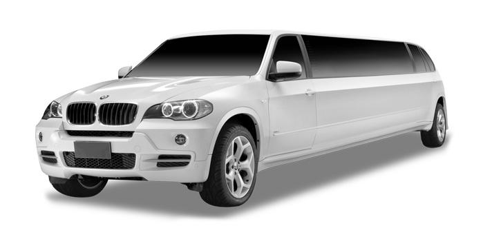 BMW X5 Stretch Limo Rental