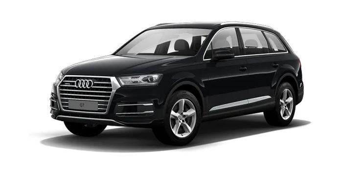 Audi Q7 SUV Rental