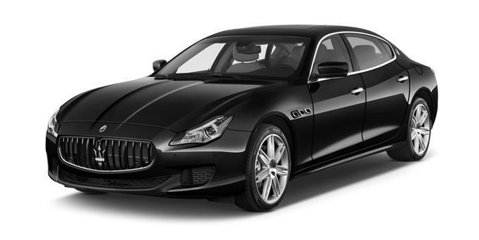 Maserati Quattroporte Rental