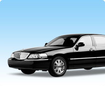 Lincoln Town Car Service Rental