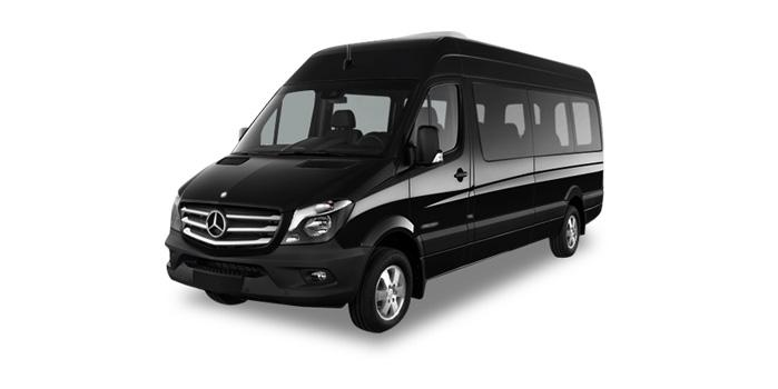Executive Van & Shuttle Bus Rental