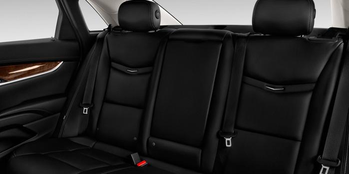 Cadillac XTS Rental (Interior)