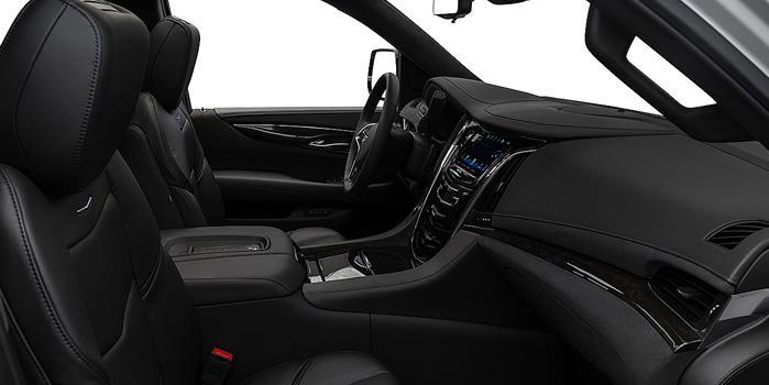 Cadillac Escalade SUV Rental (Interior)