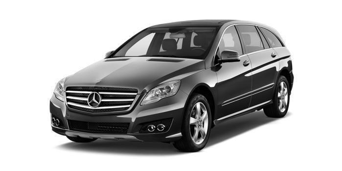 Mercedes R-550 Rental
