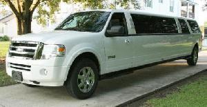 XL SUV Limo
