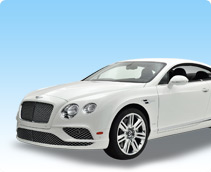 Bentley Continental GT Rental
