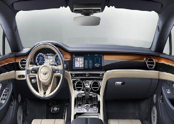 Exotic Sedan