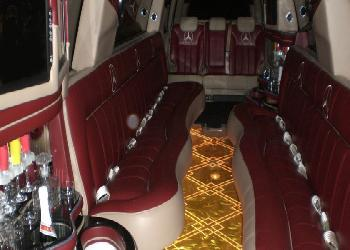 Exotic SUV Limo
