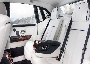 Ultra-Exotic Sedan