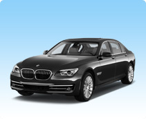 BMW 750 Li Car Rental