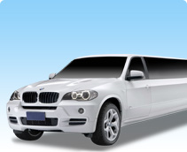 BMW X5 Stretch Limo