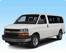 Shuttle Van Fleets