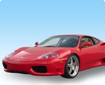 Ferrari 360 Modena Rental