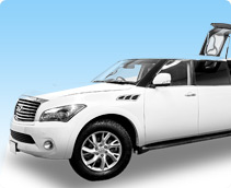 Infiniti QX56 Stretch limo