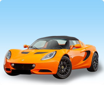 Lotus Elise Convertible By Global Limo Rental