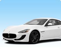 Maserati Granturismo Rental