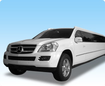 Mercedes GL550 Limo