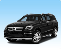 Mercedes GL-550 GLS Rental