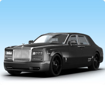 Rolls Royce Phantom Car Rental
