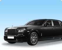 Rolls Phantom Sedan