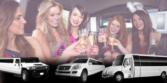 Bachelor Party Limo Rentals