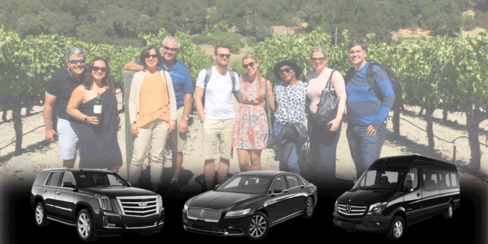 Wine Tour Limo & Bus Services